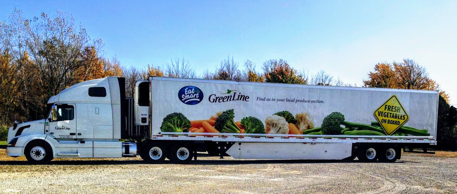 Apio Inc | Greenline Logistics
